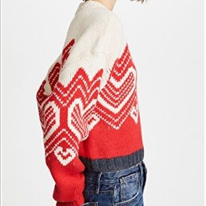 Free People Sweaters - Free People I Heart You Sweater